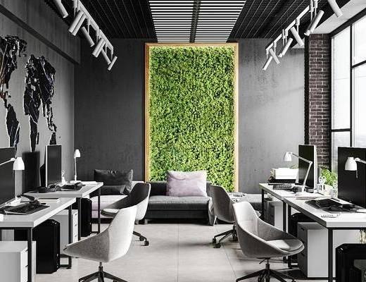 现代办公室, 办公桌椅, 会议桌椅