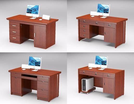 办公桌, 桌椅组合, 写字台