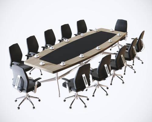 会议桌, 桌椅组合