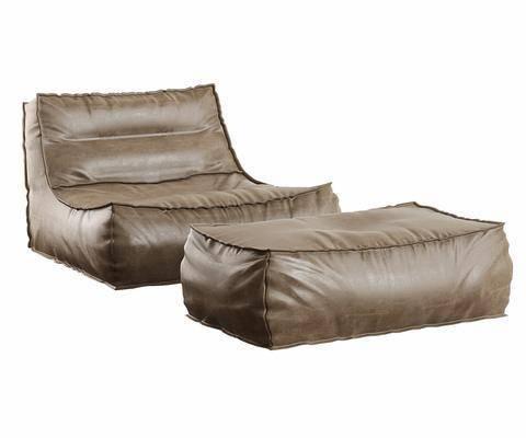 現代, 意大利, 沙發, 單體