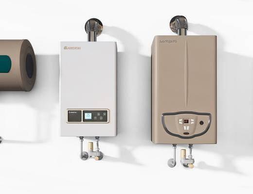 电热水器组合, 现代