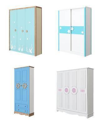 衣柜, 儿童衣柜, 现代衣柜, 现代