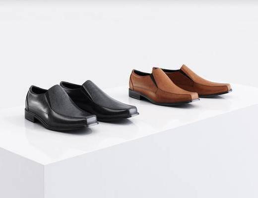 鞋子, 皮鞋, 现代