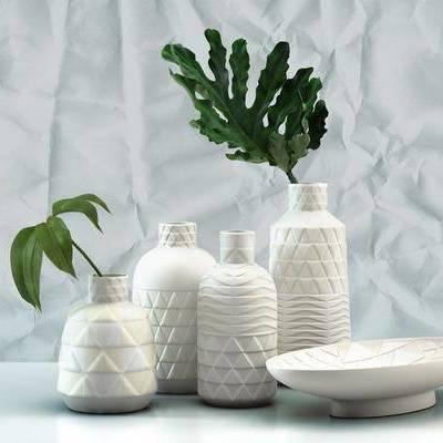 植物, 陶瓷, 瓷器, 现代