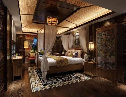 酒店客房, 东南亚客房, 客房