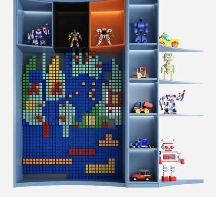 現代, 玩具, 裝飾品