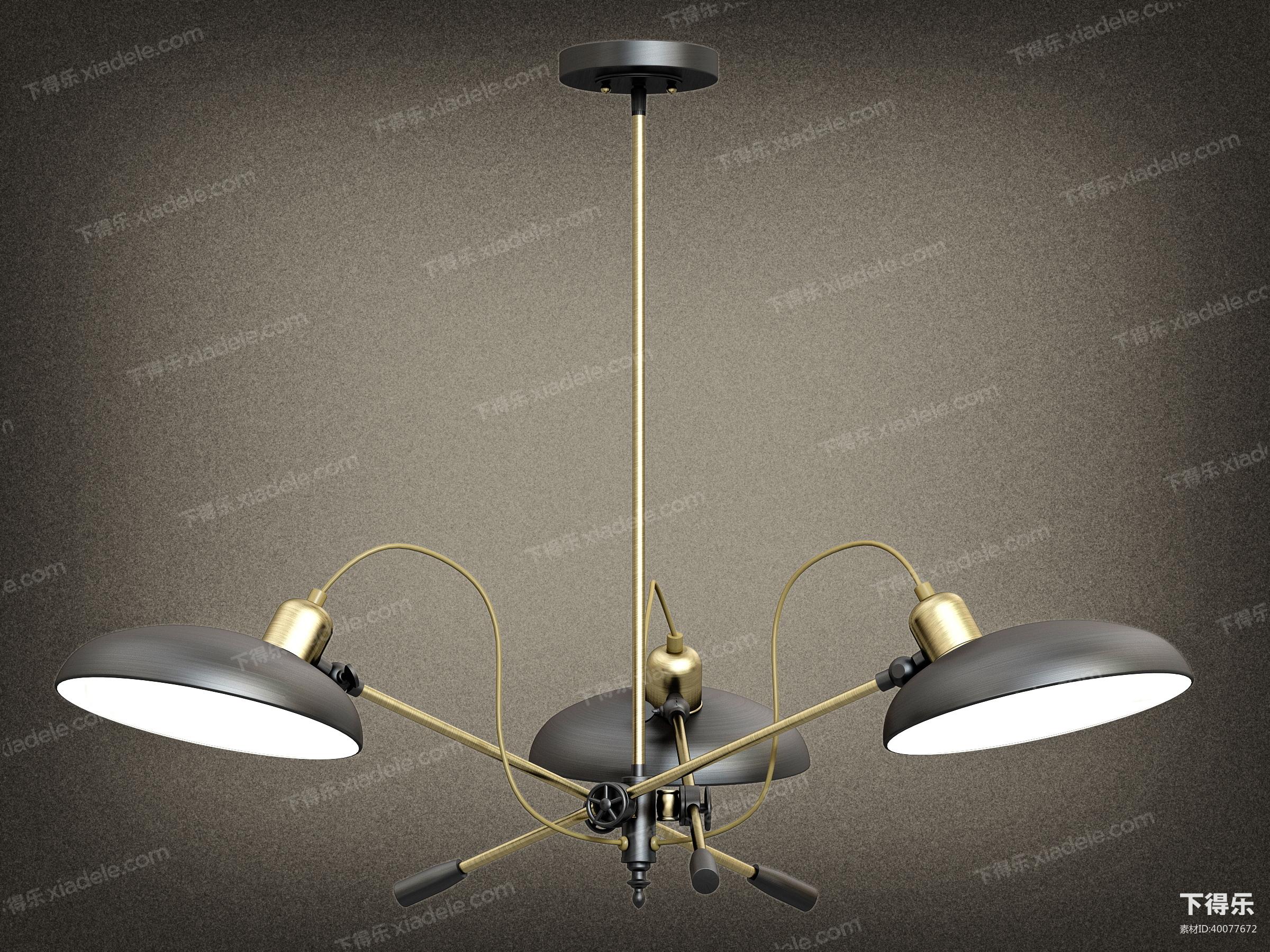作品点评 技能练习 户型优化 创意设计  落地灯led墙灯壁灯餐吊灯美式
