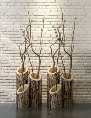 干枝, 树枝, 装饰品, 摆件, 树根摆件, 树枝摆件