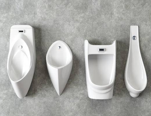 現代, 廁所, 便池, 尿池, 小便器