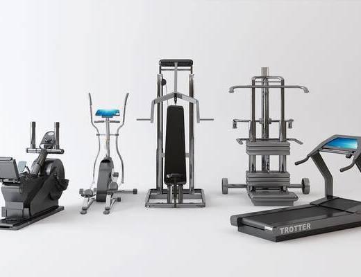健身器材, 运动器材