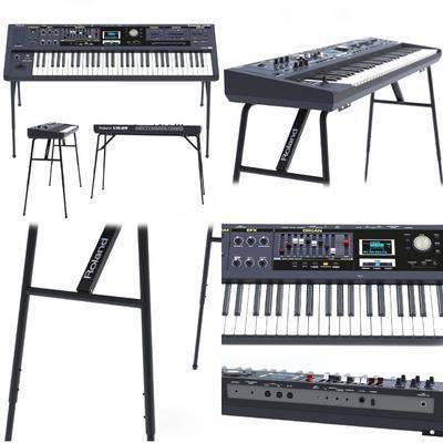 电子琴, 现代