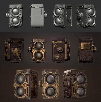 復古攝像機, 歐式