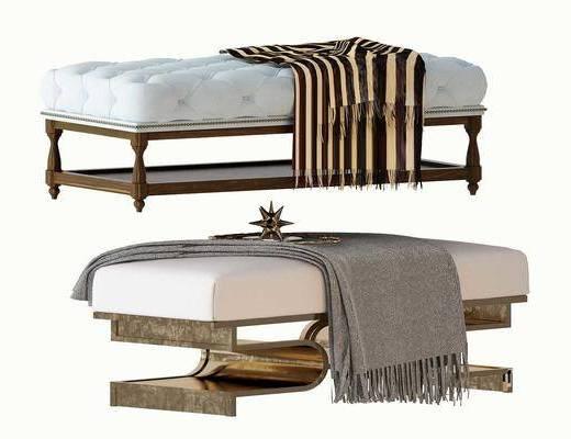 沙发脚踏, 沙发凳