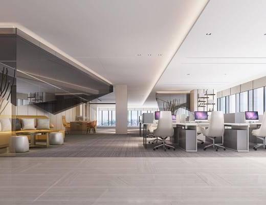 辦公室, 桌椅組合, 沙發組合, 茶幾