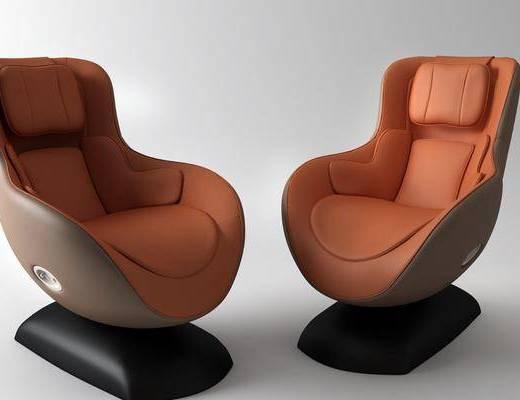 现代, 按摩椅