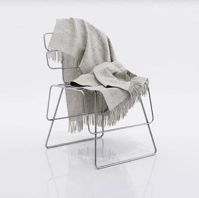 单人椅, 椅子, 现代