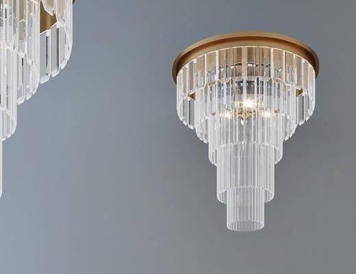 吊燈, 燈具組合, 吊燈組合, 水晶燈組合