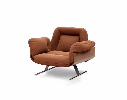 沙发椅, 单人沙发, 休闲椅