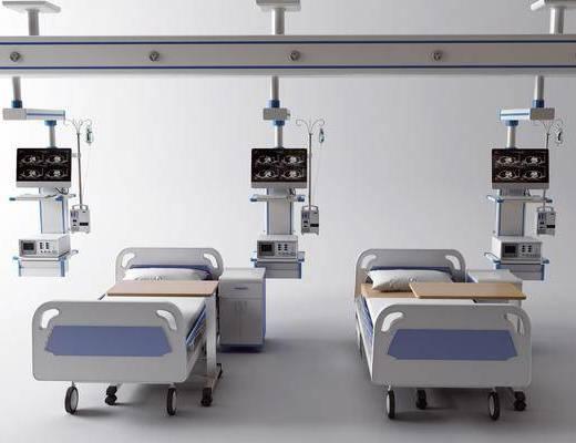 医用床, 医疗器械