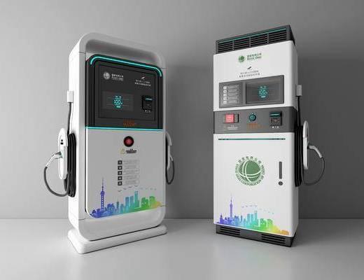 现代, 新能源, 充电桩
