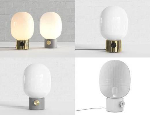 台灯, 现代台灯, 装饰灯