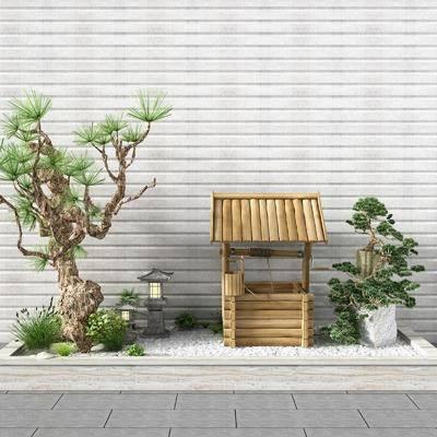 景观小品, 园艺小品