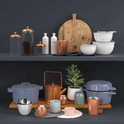 北欧厨具, 厨具, 厨具组合