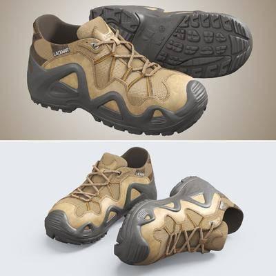 休闲运动鞋, 现代