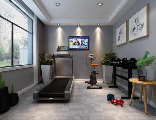 体育器材, 设备, 跑步机, 运动设施, 现代体育器材, 现代