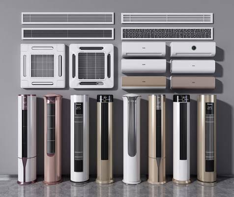 现代, 空调, 单体