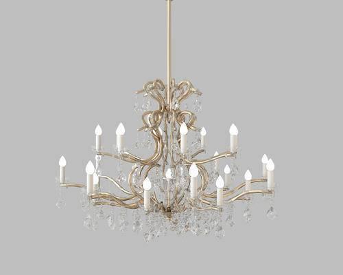 欧式吊灯, 欧式水晶灯, 欧式, 欧式水晶吊灯