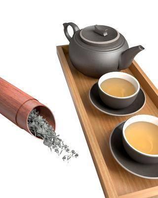 新中式, 茶具, 组合