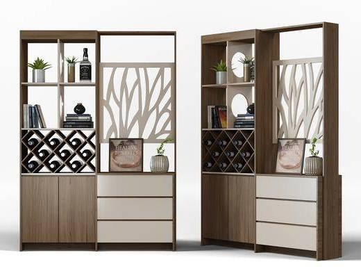 現代酒柜, 酒柜, 鞋柜