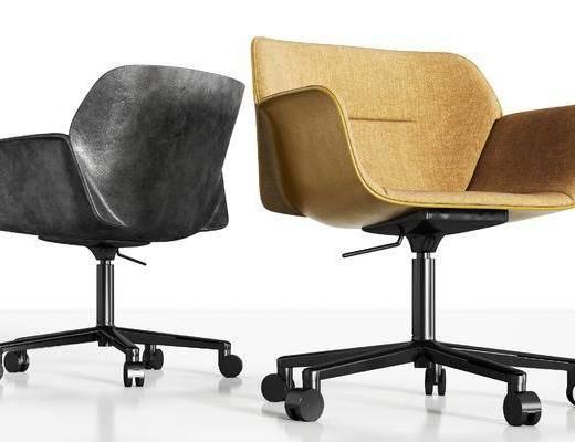 办公椅, 椅子, 单椅