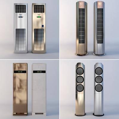 空调, 风扇, 立式空调