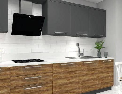 现代厨房, 厨具