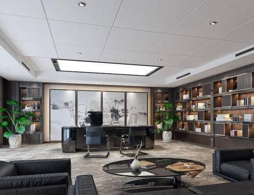 董事长室, 总经理室, 老总室, 老板室, 领导办公室, 现代, 办公室