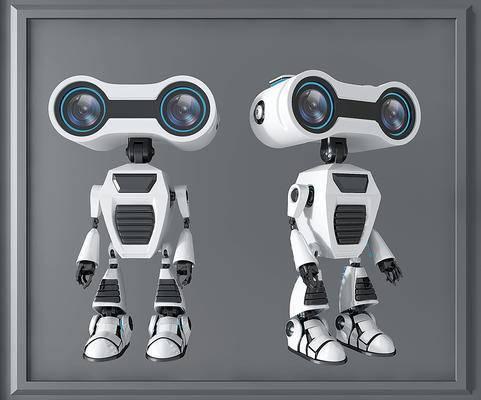 机器人总动员玩具