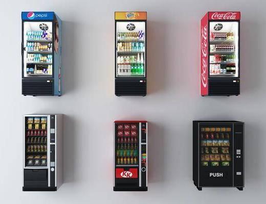 冰箱, 冷藏柜, 展示柜, 饮料柜