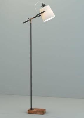 落地灯, 灯具, 灯, 现代落地灯