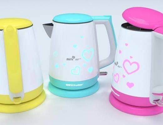 现代, 电热水壶, 单体
