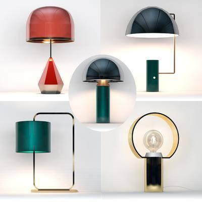 台灯, 造型台灯, 现代简约, 双十一