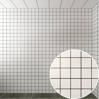 瓷砖, 小白砖