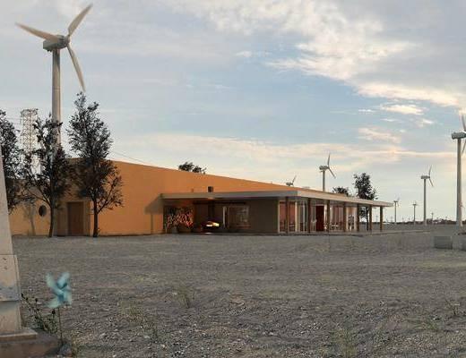 发电厂, 风车, 现代, 双十一