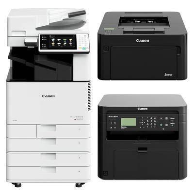 现代, 打印机, 复印机