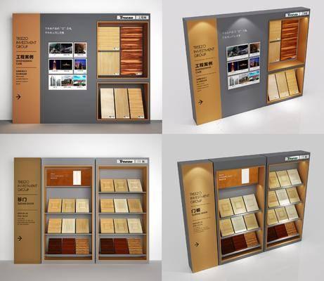 展示柜, 产品展示柜, 现代展示柜