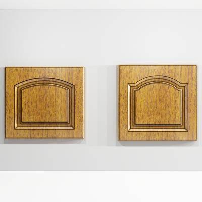 现代, 实木, 木门, 门板, 柜门