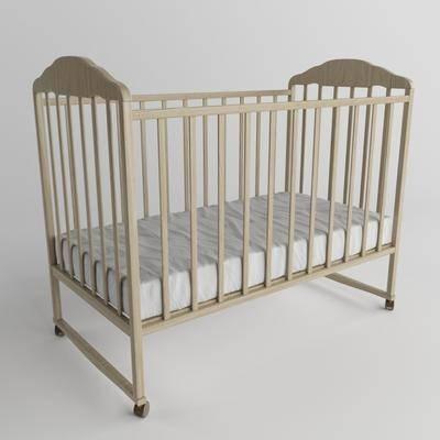 现代床具, 婴儿床