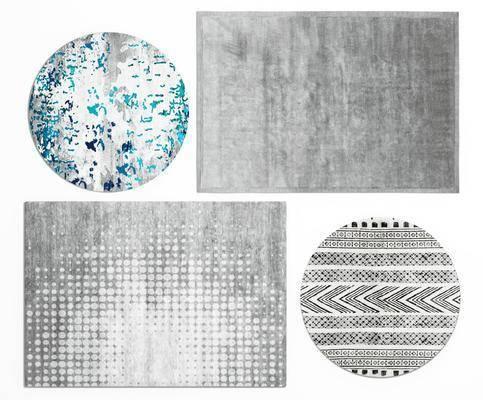 地毯组合, 地毯, 现代