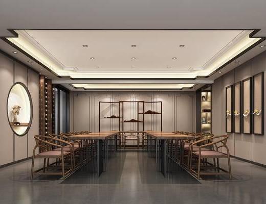 会议室, 会议厅, 会议桌, 桌子, 椅子